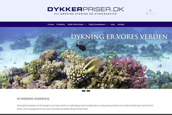 Dykkerpriser