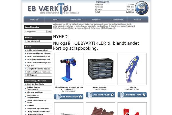 EB Værktøj