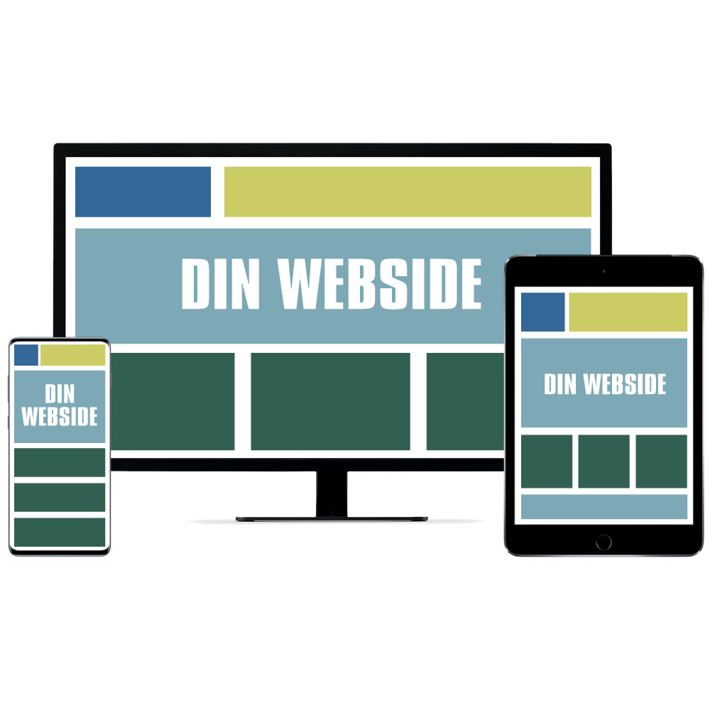 Blog og Webside
