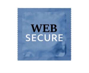 undgå en hacket webside